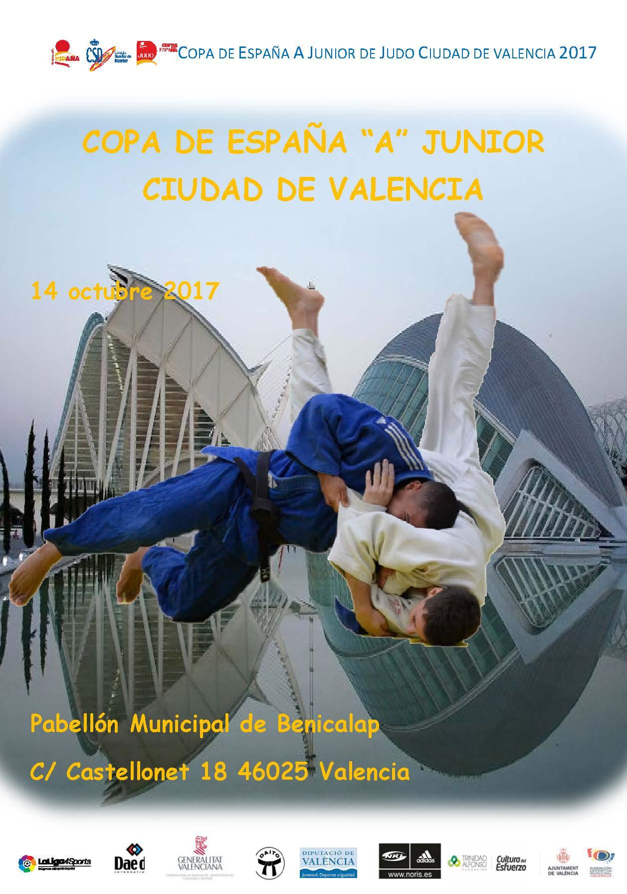 cartel SUPER COPA DE ESPAÑA
