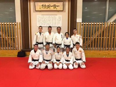 Entrenamiento Japon 12